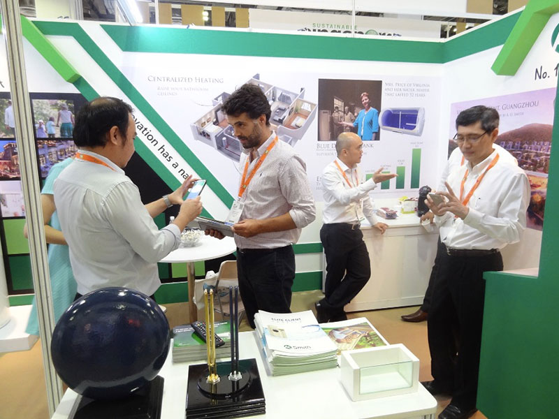 BEX-Asia-2014-Building-international-and-regional-awareness-of-green-water-heaters-Singapore