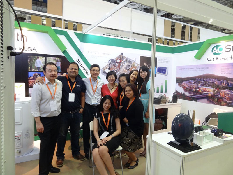 BEX-Asia-2014-The-AOS-team-on-last-day-of-exhibition-Singapore