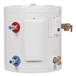 Lowboy Electric Water Heater Support AOS Bath Singapore