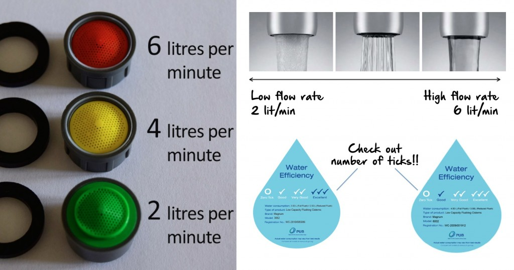 Water Efficiency Labelling Scheme (WELS) in Singapore
