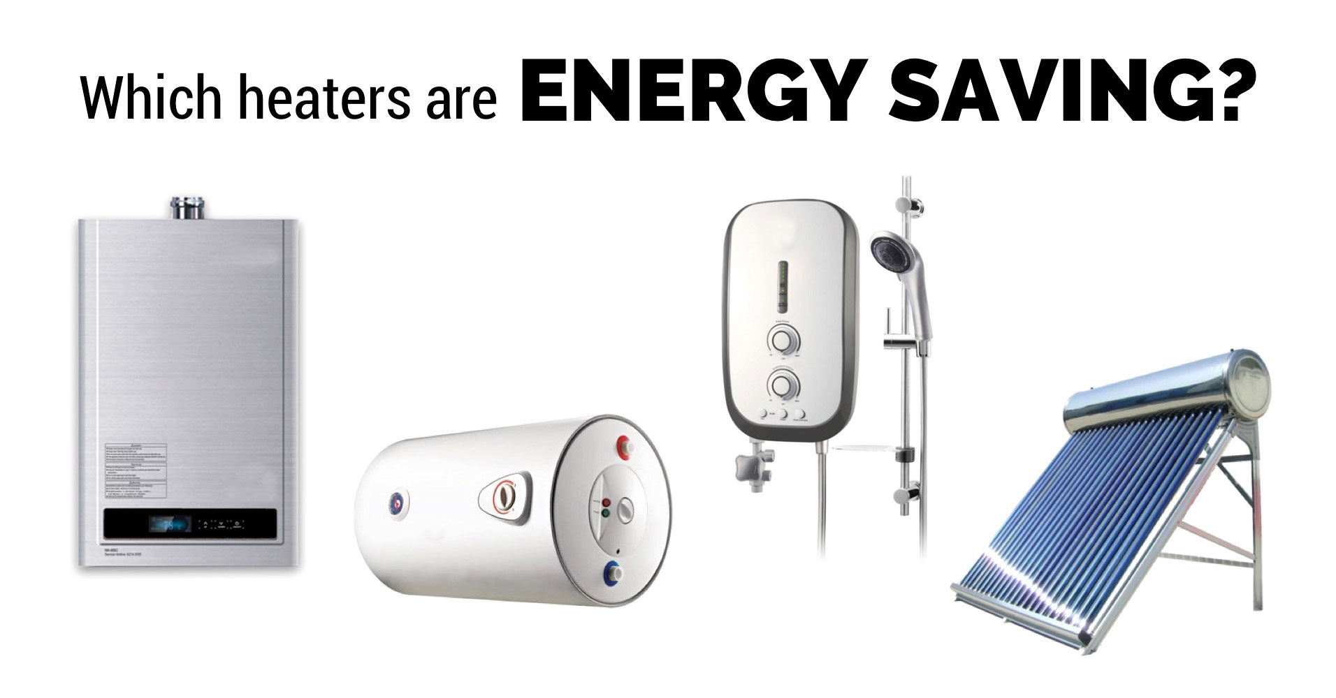 Energy efficient water heater how much does an electric Energy efficient hot water systems