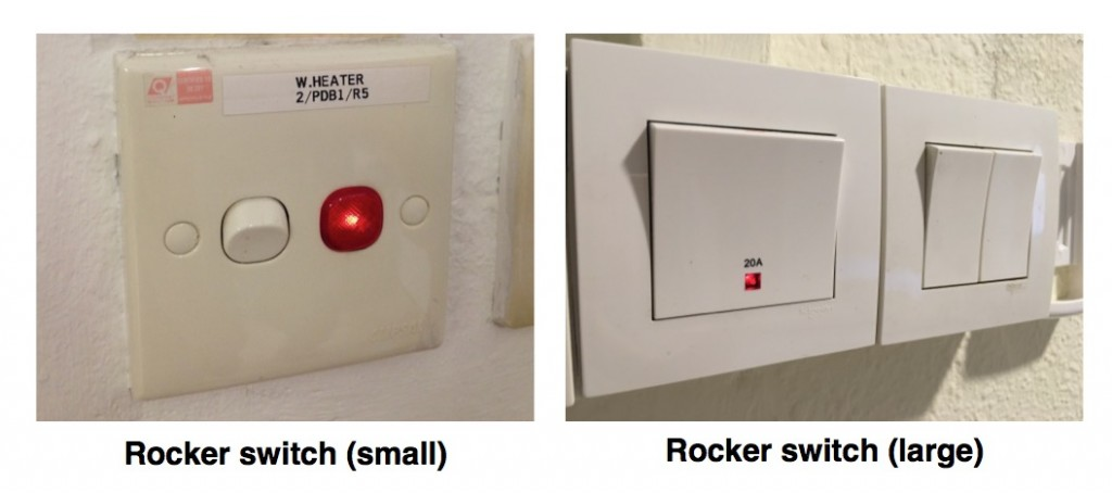 Why does my heater switch spark | AOSBath Singapore