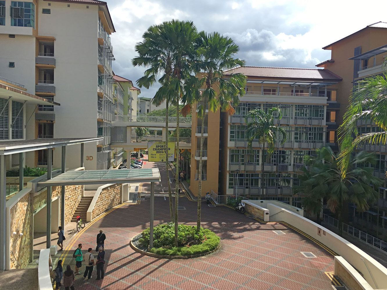 Nanyang Technological University Student Halls Aos Bath